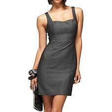 venta al por mayor ct vestido sin mangas adaptados