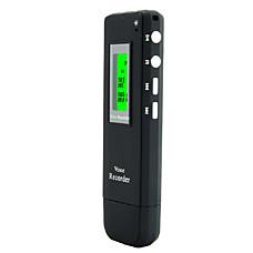 venta al por mayor grabadora de voz digital (4gb unidad de memoria USB)