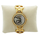 Ladies Watch with Double Heart Motifs on The White Dial (WEIQIN-021) (case of 5 units)