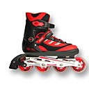 Cougar Rollerblade Youth Adjustable In Line Skates Shoes Size US 3.5-5/EU 32-35(PF138.2)