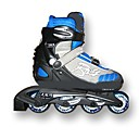FAIRLY Rollerblade Youth Adjustable In Line Skates Shoes Size US 4.5-6/EU 38-41(PF131.2)
