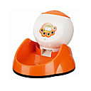 Automatic Pet Feeder,Orange (CW072)(Start From 10 Units)-Free Shipping