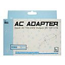 AC Power Adapter Charger for Nintendo Wii Console(GM214)