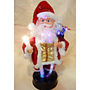 Santa Clause Christmas Ornament (LR029) (Start From 30 Units)-Free Shipping