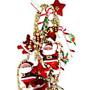 Hanging Christmas Craft+Santa Claus Crutches/Five-stars (ZL015) (Start From 30 Units)