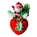 Santa Christmas Ornament (GJ012)(Start From 30 Units)-Free Shipping