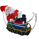 Santa Clause Christmas Ornament (LR030) (Start From 30 Units)-Free Shipping