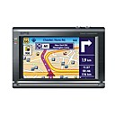 super delgado / bluetooth 4.3 &amp;quot;porttil navegador gps tarjeta SD 2 GB y mapas de Europa incluido (tx-869)