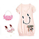 1-pc Smile Long Shirt/ Dress , One Size(YFNS039) (Start From 10 Units)Free Shipping