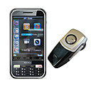 Cellphone Similar Iphone Plays Movies +Free Bluetooth/P168B(Can Be Used for Worldwide)Free Shipping