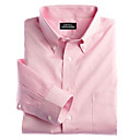 Tallman Dress Shirt- Pinpoint Stripe Button Down Collar (CHS014)-Free Shipping