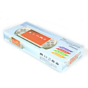 Silicon Skin Case for Sony PSP 2000 slim PSP2000 White(WXFJ005)