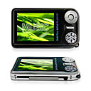 4gb mini da 2,0 pollici mp3 / mp4 player con radio FM m4054 (a partire da 5 unit) spedizione gratuita