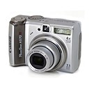 Canon PowerShot A570 IS 7.1MP Digital Camera + Versandkosten