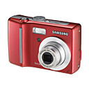 Samsung Digimax S630 rood 6.1mp digitale camera + gratis verzending