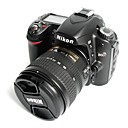 Nikon D80 D-SLR + 18-135 mm Kit 10.8MP Digital Camera