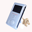 2.5-inch Wireless baby monitor set