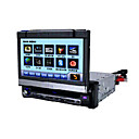 7-inch Touch Screen 1 Din In-Dash Car DVD Player TV Function SA-7812B SZC0214 (Start from 10 Units)