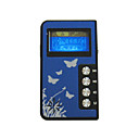 4GB MP3 Player M3070 Blue (Start From 20 Units) Free Shipping