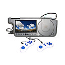 7-inch Sunvisor Monitor with DVD / FM / USB & SD / Game Function TY-338