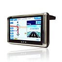 4,3-pulgadas gps coche hf-4301 + 2GB SD Card y libre mapa (szc426)
