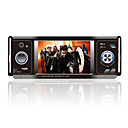 4-inch Touch Screen 1 Din In-Dash Car DVD Player TV and Bluetooth - Detachable Panel JZY-0702 SZC440