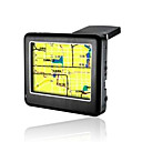 De 3.5 pulgadas de coches gps lf35a + 2GB SD Card y mapa gratuito (szc428)