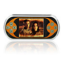 2.4-inch 4GB MP3/ MP4 Player with Mini SD Card Reader  M4107 (Start From 5 Units) Free Shipping