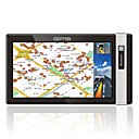 7-pulgadas, bluetooth coche gps dg-722 + 2GB SD Card y libre mapa (szc422)