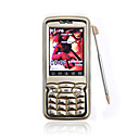 Shengbao N98 Tri-band Dual Sim Card Cell Phone Gold