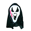 Halloween Mask Ghost Mask with Head Cover  (SZWS195)