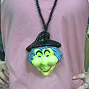 Halloween Decoration LED Halloween Clown Neck Pendant (SZWS190)