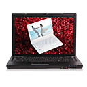 hasee 14.1 &quot;TFT / T1600 1.66GHz cpu/1g DDR2 ram/160g youya HDD portatile notebook hp420 (szpc047)