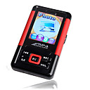 4gb de 1.8 pulgadas super delgado MP3 / MP4 Players dos colores disponibles (szm035)