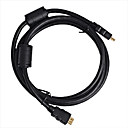 20M HDMI Cable Male to Male 28AWG with Ferrite Core for PS3 DVD HDTV(Z-502)