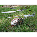X-Rotation 3-Channel Radio Remote Controlled RC Lama Helicopter RTF