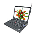 "Lenovo ThinkPad X61 - 12.1"" Laptop / Core 2 Duo T8100 / 1GB / 160GB / Bluetooth / Windows XP SMQ074"