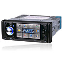 4.3-inch Touch Screen 1 Din In-Dash Car DVD Player Support Ipod DT-4302I