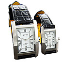 Eyki Classic Stainless Steel Couple Watch Set SS0025 (LSB072)