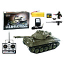 Free Shipping Normal Heng Long 3839 1:16 American Light War Radio Control Tank