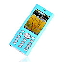 TT-V33 Dual Card Quad Band Touch Screen TV Cell Phone Blue(SZR463)