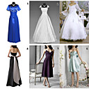 Unique and Fashionable Dresses for Wedding / Party  6 Pieces Per Package (HSQC048)