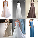 Unique and Fashionable Dresses for Wedding / Party  6 Pieces Per Package (HSQC060)