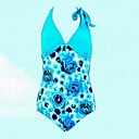 Brand New Yingfa Top Quality Fashionable One Piece Swimwear Swimsuit Y182(XY0091)