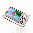 4gb 2.4-pulgadas MP3 / MP4 Players con cmara digital de plata (szm168)