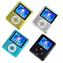 30 x 3gen 1GB/2GB/4GB colorido de 1,8 polegadas estilo ipod mp3 / mp4 player (qc018) transporte gratuito