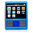 8 GB 3.6-inch MP3 / MP5 Players With Digital Camera Blue(SZM158)