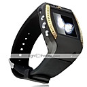 COOL858 Tri-band Watch Cell Phone Gold (SZR059-2)