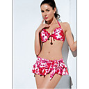 Brand New Sanqi Three Piece Swimwear Bikini Swimsuit 8030 (XY0020)