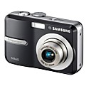 Samsung S860 8.1MP Digital Camera with 3x Optical Zoom (SMQ1025)